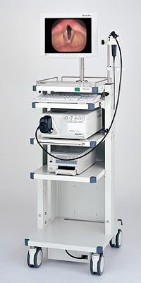 写真 : i-scan(画像強調機能)内視鏡システム